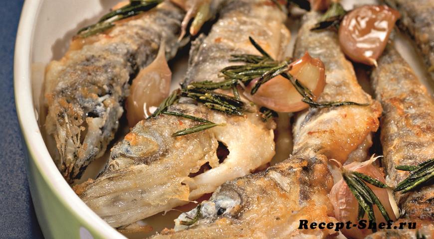 Рыба ледяная в пикантном соусе