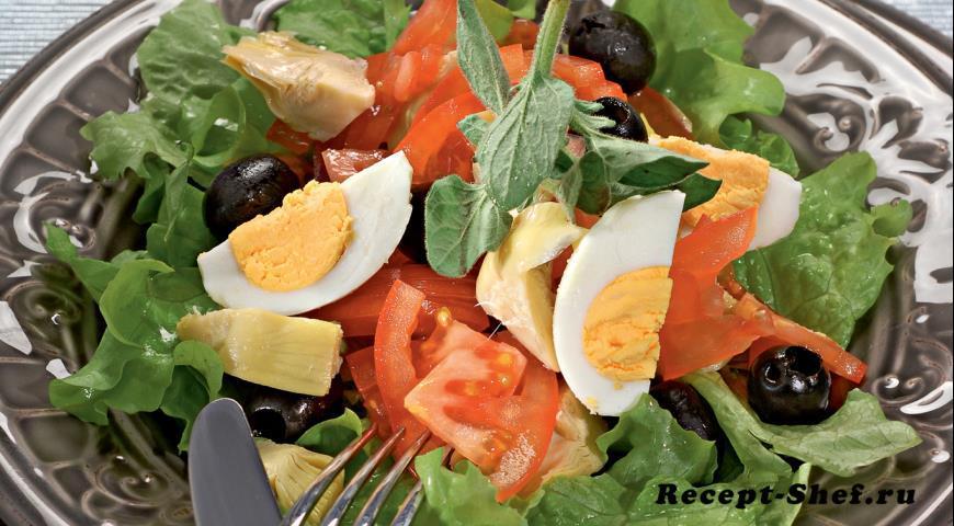 Прованский салат