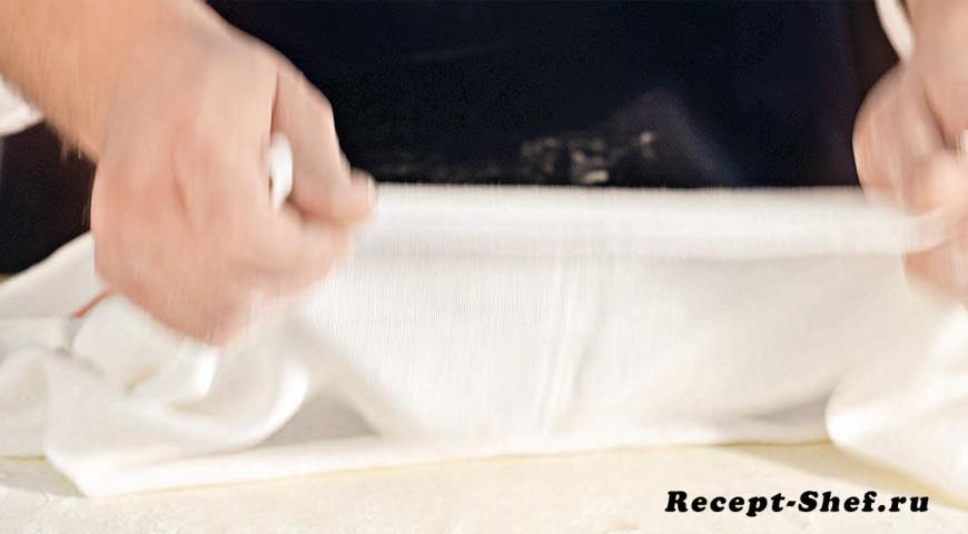 Вытяжное тесто (фило)