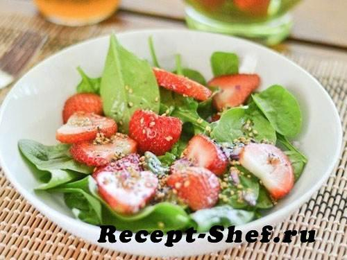 Самый свежий летний салат