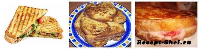 Что приготовить на завтрак? Гренки! лучшие рецепты