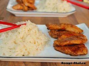 Простой рецепт жареной куриной грудки