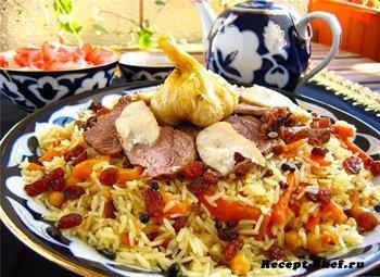 Настоящий узбекский плов - рецепт от шеф-повара