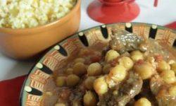 Острое блюдо из Туниса — Метаума с помидорами