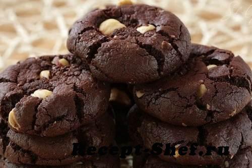Печенье «шоколадка»