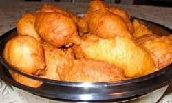 Картофельные фритулы (Хорватская кухня)