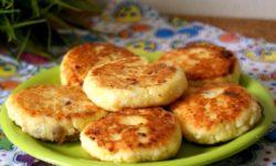 Рецепт сырников из творога с кукурузной мукой