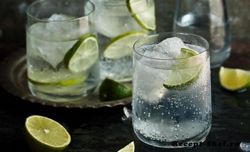 Коктейль Джин & Тоник – подробный рецепт