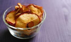 Яблочные «чипсы»
