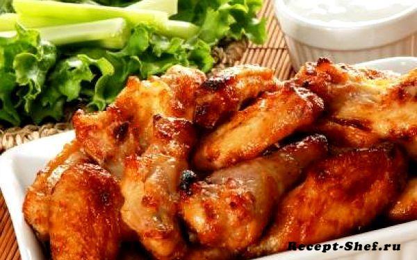 Курица в пикантном маринаде