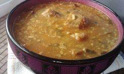 Рецепт супа харчо из рыбы
