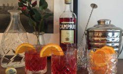 Коктейль «Campari & Tonic» — подробный рецепт