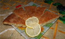 Лимонно-маковые треугольники
