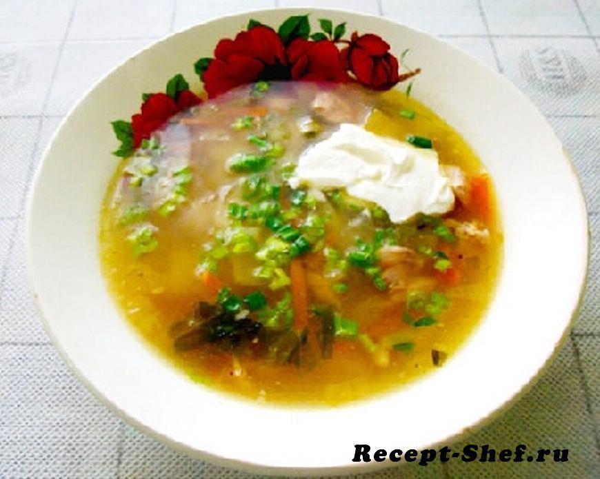 Суп Кулеш