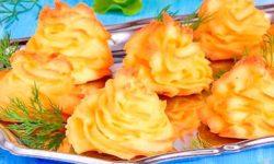 Картофель «Дюшес»