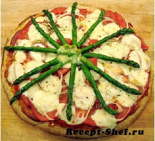 Пицца-соус «Паучок»