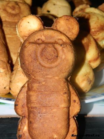Печенье «Шишка-Мишки»