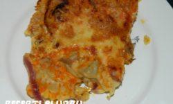 Запеканка из пельменей с сыром