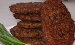 Котлеты из говяжей печенки