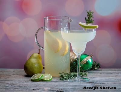 Коктейль «Sauza Margarita» с ликёром и текилой