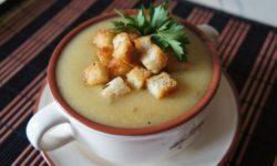Сладкий суп из кураги