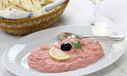 Тарамасалата (греческая кухня)