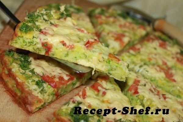 Пицца «Низкокалорийная»