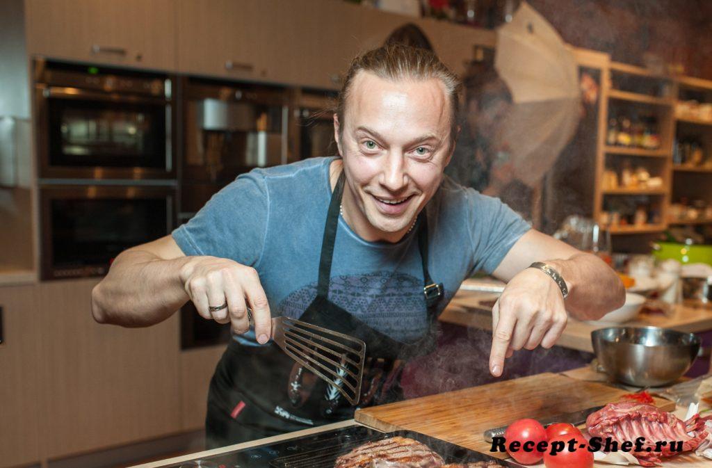 Рецепты от шеф-повара Василия Емельяненко