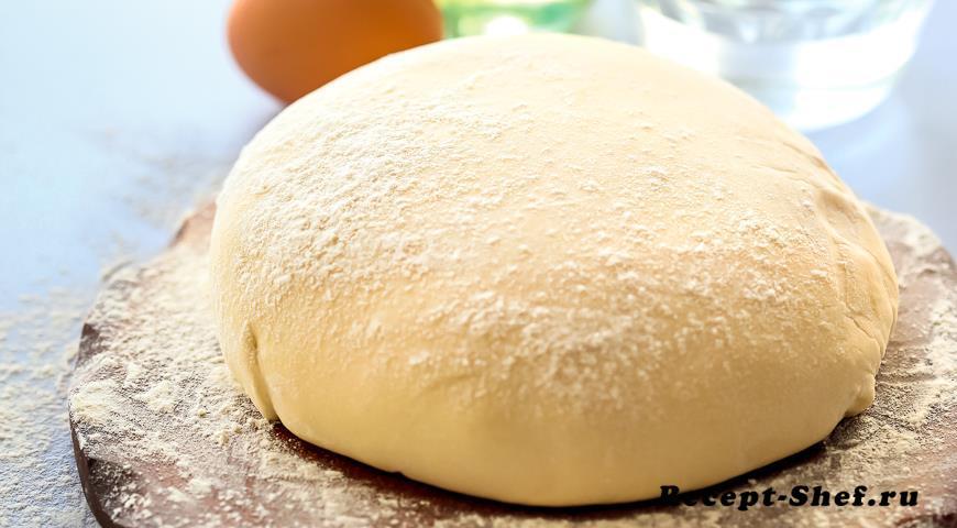 Базовое тесто для пельменей и мантов
