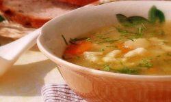 Суп с клецками «Классический»