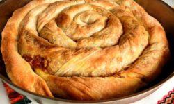 Рецепты болгарской выпечки