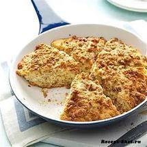 Пирог с кукурузными хлопьями