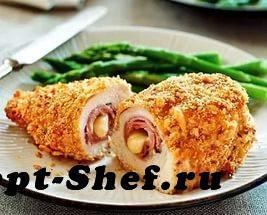 Цыпленок «Кордон блю»