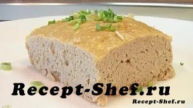 Печеночное суфле (для детей)