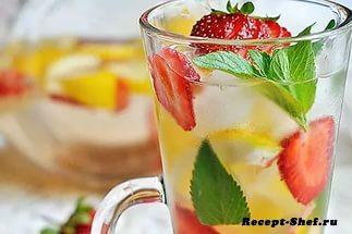 Летние охлаждающие напитки
