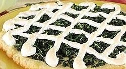 Сладкий пирог со щавелем