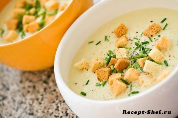 Рецепт супа-пюре