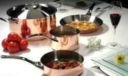 Нержавейка, выбор профессиональных шеф-поваров