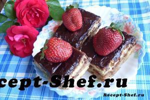 Пирожные «Чудо-ягодка»