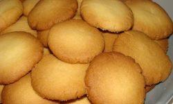 Домашнее печенье на маргарине