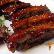 Свиные ребрышки по-китайски