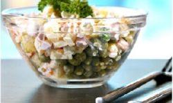 Легкий салат «Изумрудный»