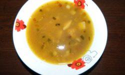 Фасолевый суп: рецепт с красной фасолью