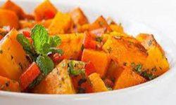 Рецепт тыквенного салата