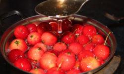 Варенье из мелких яблок
