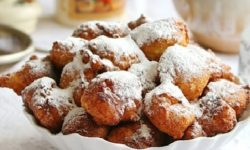 Кокосовые пончики